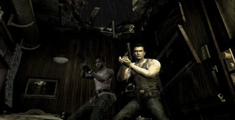 resident evil hd collection