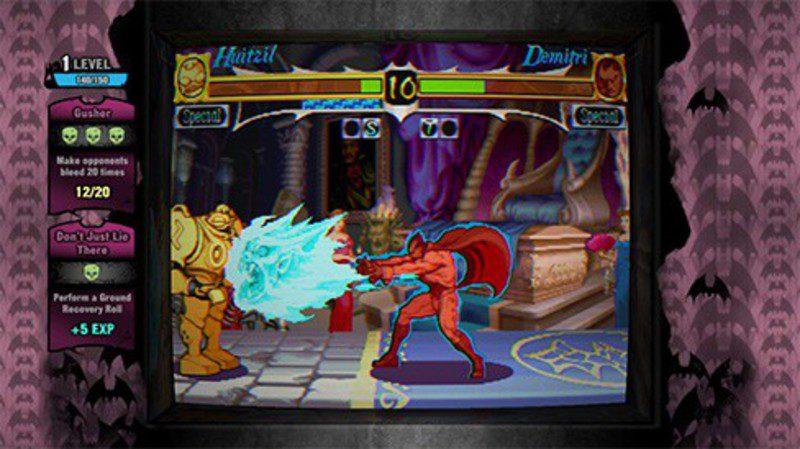 [Arcade- PS1] DarkStalkers - The Night Warriors 3