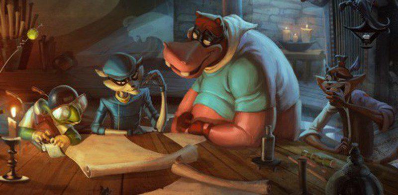 sly cooper ladrones en el tiempo