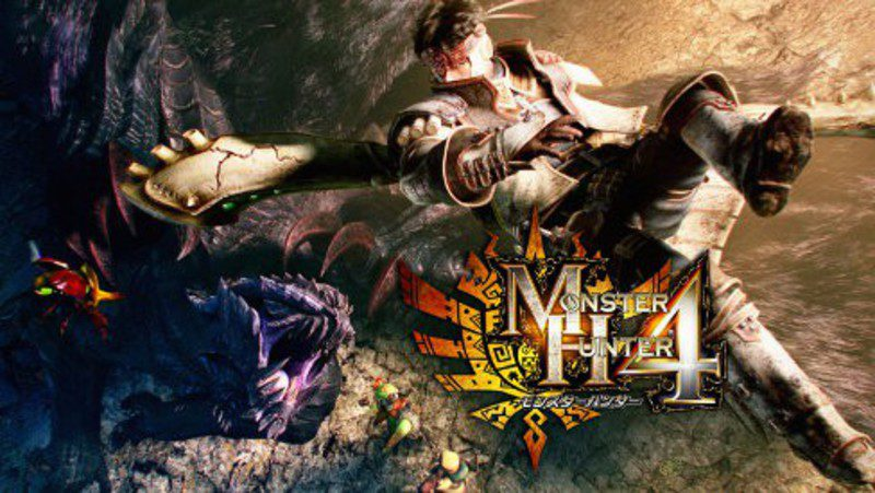 'Monster Hunter 4' fiebre de caza en Nintendo 3DS