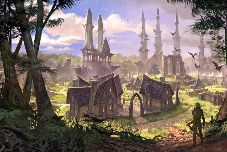 The Elder Scrolls Online tendr� un sistema de misiones similar al ...