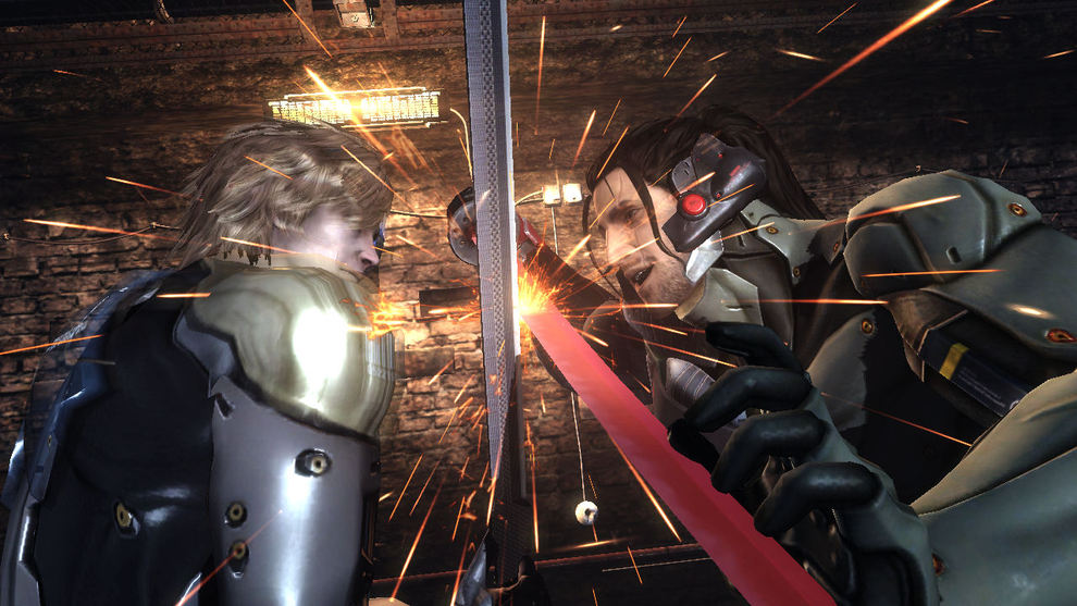 Metal Gear Rising: Revengeance en Japon solo PS3