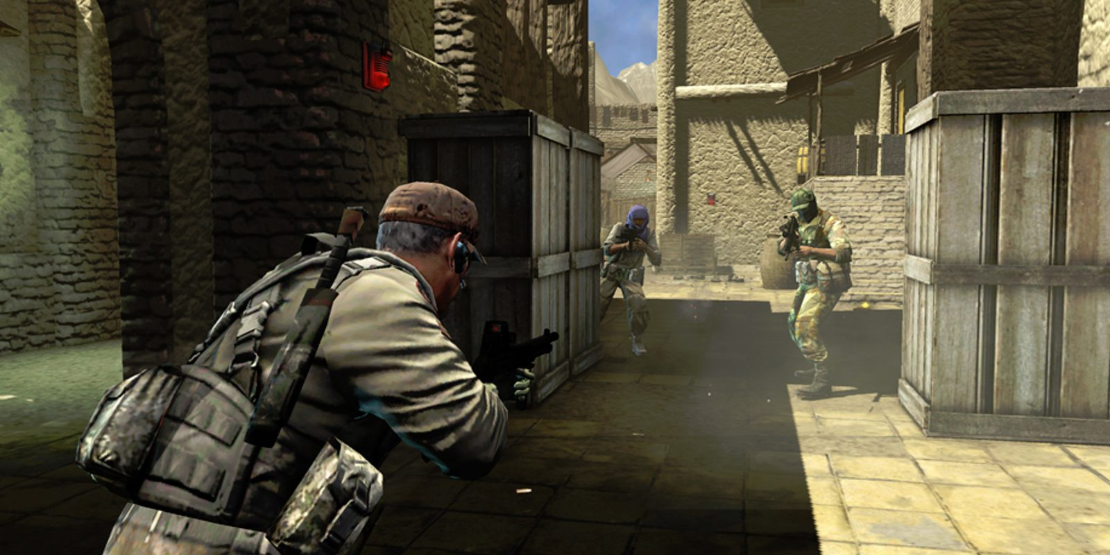 third person shooter video game - 960×544