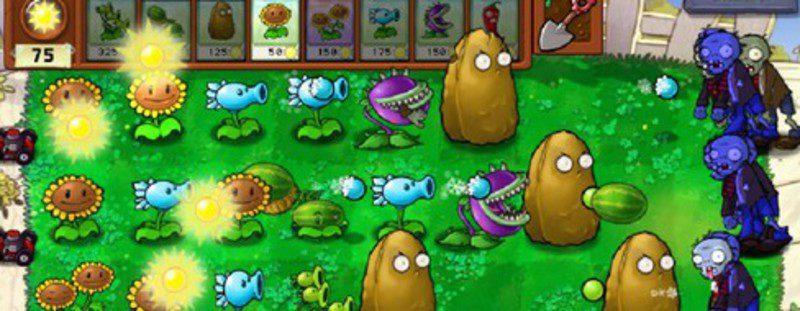 Plants VS Zombies' para Android, gratis en Amazon Appstore