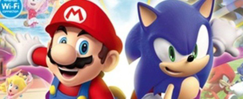'Mario y Sonic en los JJOO London 2012'