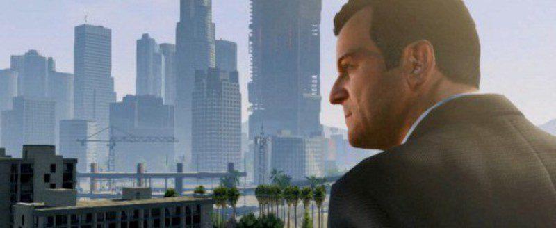 GTA V Sera lo mejor jamas visto en el universo