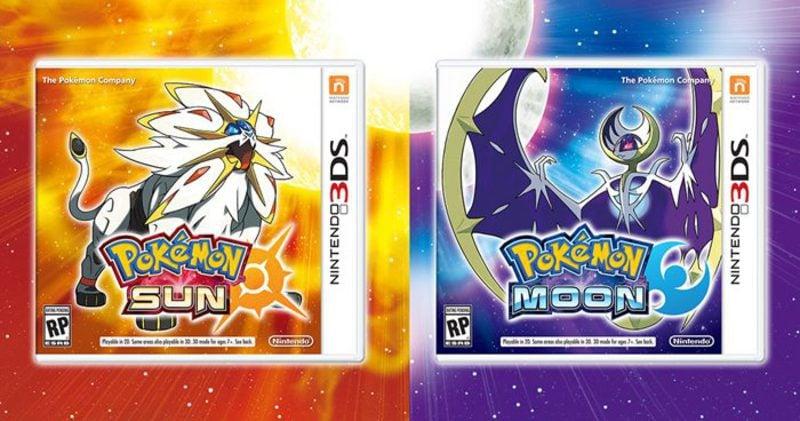 Pokemon Sol Agosto Gamescom