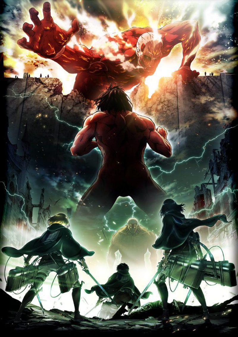 La Segunda Temporada De Ataque A Los Titanes Tendrá Solo 12 Episodios Zonared