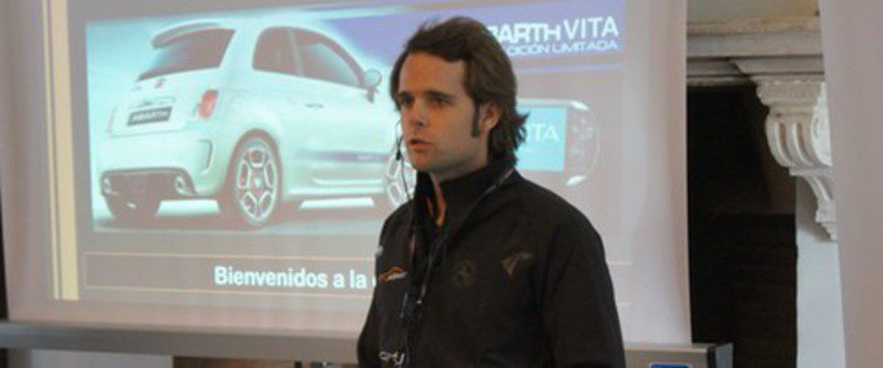 playstation, abarth, coches, abarth 500 vita, abarth 500, ps vita, playstation vita, albert llovera, cristina infante, dan garcia, andy soucek