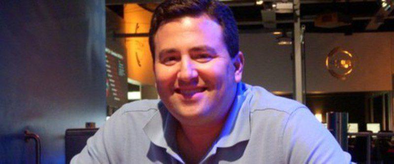Mark Rein en una entrevista