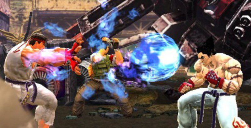 'Street Fighter X Tekken' contará con Cross Play