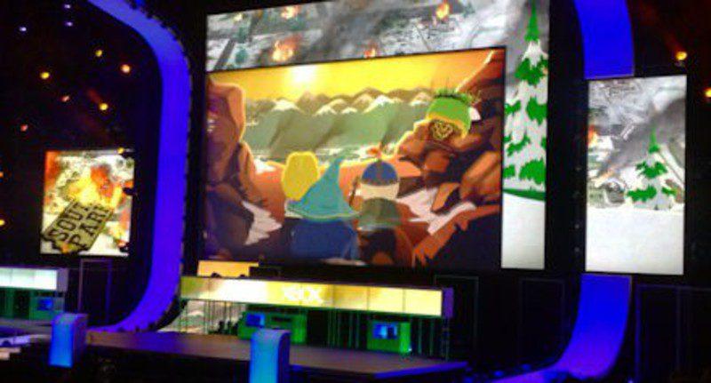 E3 2012 Microsoft