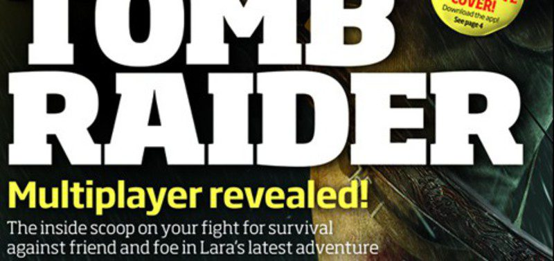 Confirmado el modo multijugador de 'Tomb Raider'