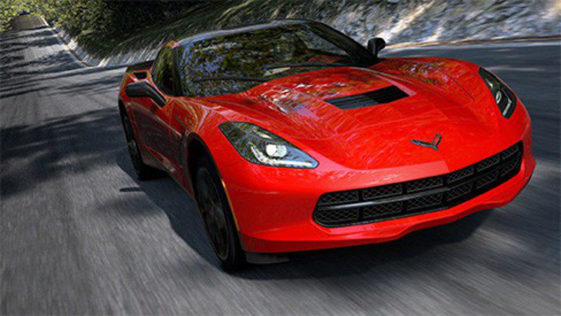 Corvette Stingray  on Gran Turismo 5  Regala Un Coche Nuevo En Un Dlc Gratuito   Zonared