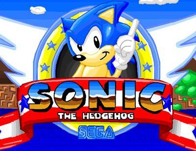 el juego de sonic the hedgehog:
