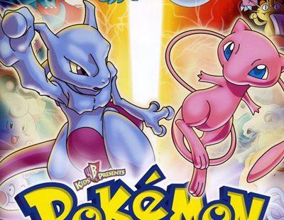 La primera película de Pokémon, ya disponible de forma oficial y gratis en su web