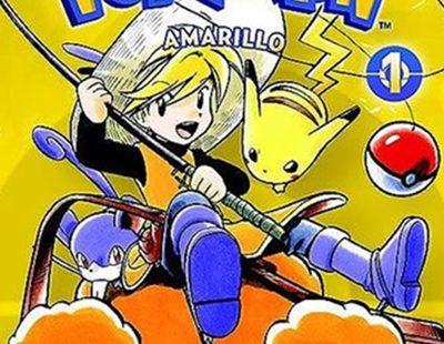 El manga de 'Pokémon Amarillo', el 18 de marzo en España