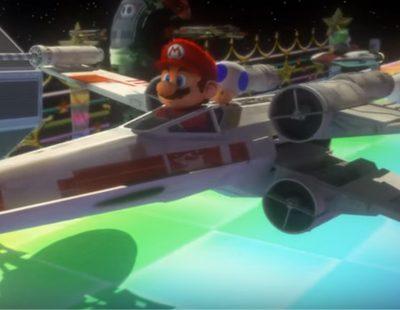 'Star Kart', el corto de 'Star Wars x Mario Kart' que siempre quisiste ver