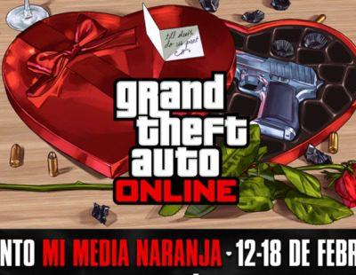 'GTA Online' celebra el evento 'Mi media naranja'