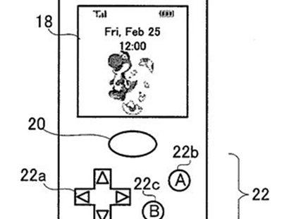 Sale a la luz una patente de Nintendo sobre un teléfono móvil de 2001