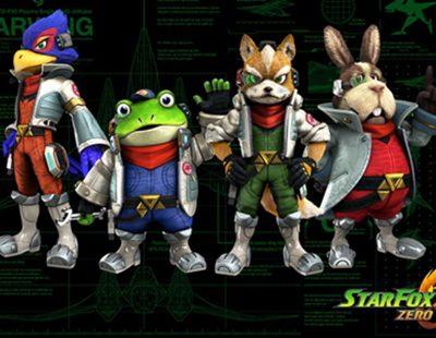 'Star Fox Zero' vendió 268.000 unidades en su primera semana