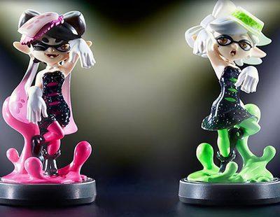 Nintendo anuncia nuevos dioramas amiibo de 'Splatoon'