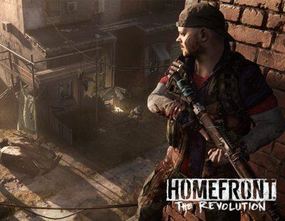 'Homefront: The Revolution' recibirá solución al bug' que impide avanzar la semana próxima