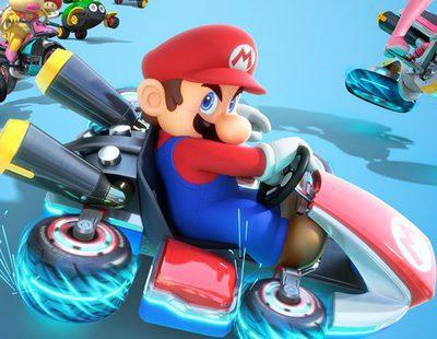 Consiguen aumentar la dificultad de 'Mario Kart 8' gracias a un nuevo mod