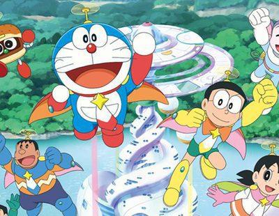 Fiesta de 'Doraemon' y Boing en Madrid este fin de semana