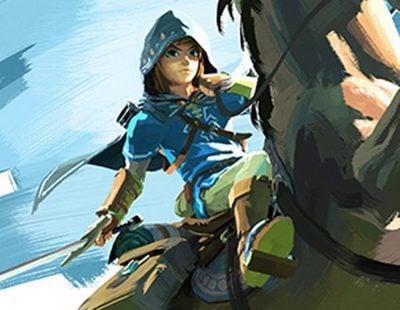 E3 2016: 'The Legend of Zelda' - Nueva ilustración con un Link diestro sobre Epona